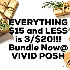 🎉3 FOR $20 SALE